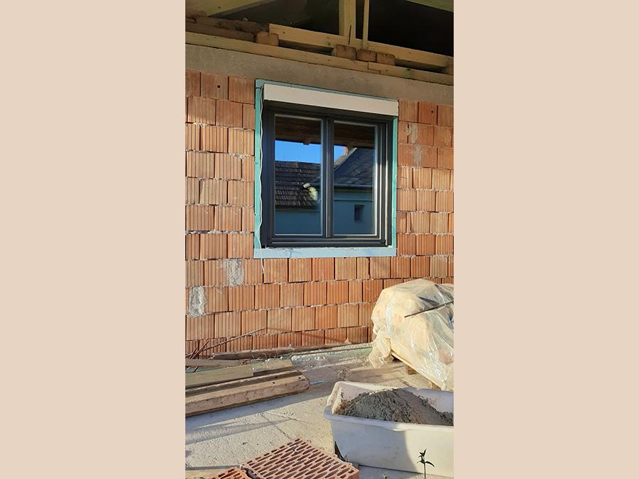 mpredony ablak beépítés